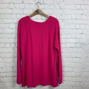 Tommy Bahama Sweaters - Tommy Bahama cashmere wool pink pineapple sweater